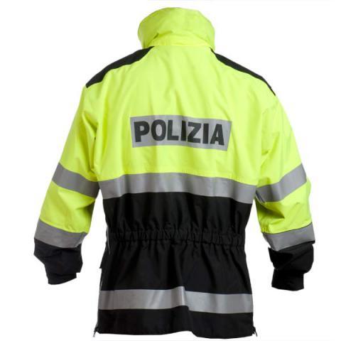 Cuerpo policia